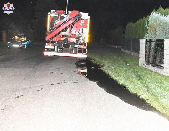 Zamość. 13-latek zginął potrącony przez pijanego kierowcę