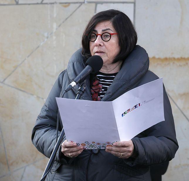 Anna Azari o wydarzeniach z Marca'68