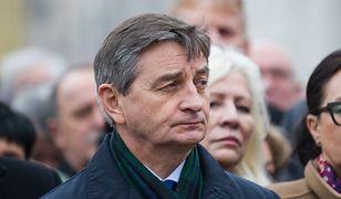 Awantura w Sejmie. Posłowie chcieli wejść siłą do gabinetu Kuchcińskiego