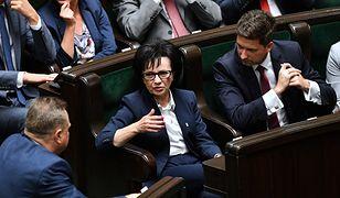 Elżbieta Witek nowym marszałkiem Sejmu. Wcześniej były problemy z głosowaniem