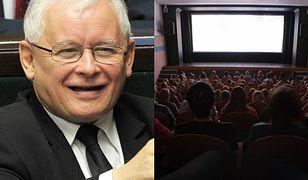 Frasyniuk chciałby zabrać Kaczyńskiego do kina