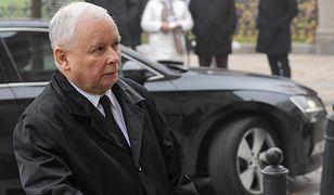 Jarosław Kaczyński napisał list do uczestników spotkania w gdańskiej hali BHP