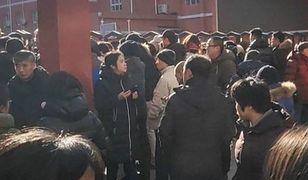 Rodzice dzieci z pekińskiej szkoły domagają się informacji nt. ataku nożownika