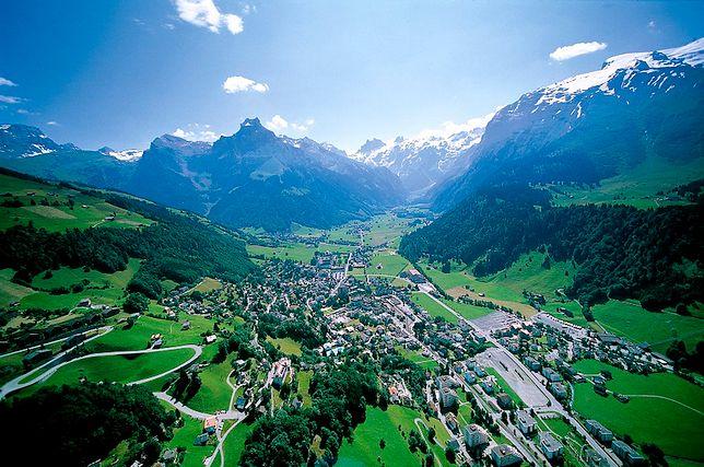 Atrakcje Szwajcarii - Engelberg