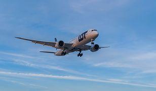 LOT rozmawia z Boeingiem na temat rekompensat finansowych
