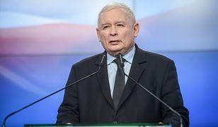 """Jarosław Kaczyński udzielił wywiadu niemieckiemu dziennikowi """"Bild"""". Ostro postawił sprawę reparacji wojennych."""