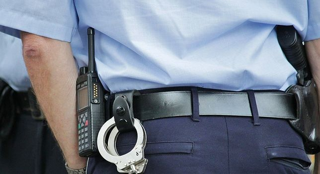 Policjanci z Rudy Śl. zatrzymali notorycznego włamywacza.