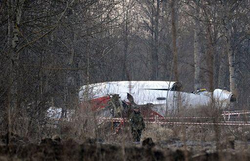 Rosyjscy piloci: wieża w Smoleńsku też popełniła błędy