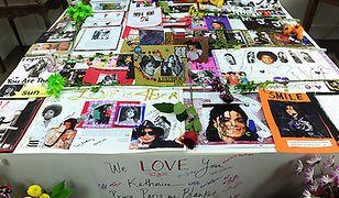 Pamiątki po Michaelu Jacksonie