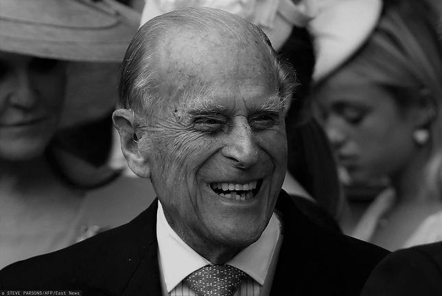 Książę Filip nie żyje. Mąż Elżbiety II przeżył 99 lat