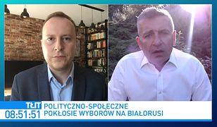 Białoruś. Były minister Bartosz Arłukowisz wspiera protestujących: ja jestem człowiekiem ulicy