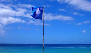 Błękitna Flaga to międzynarodowe wyróżnienie przyznawane kąpieliskom, spełniającym najwyższa standardy