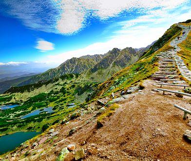W Tatrach wciąż jest wiele pięknych i odludnych zakątków