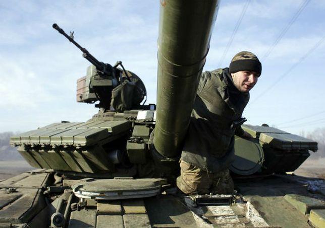 Ukraińska armia: separatyści gromadzą sprzęt i amunicję