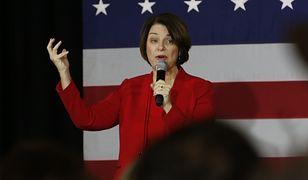 Wybory w USA. Amy Klobuchar odpada z walki o Biały Dom. Topnieje liczba kandydatów Partii Demokratycznej