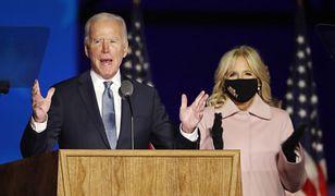 Wybory w USA. Joe Biden komentuje liczenie głosów