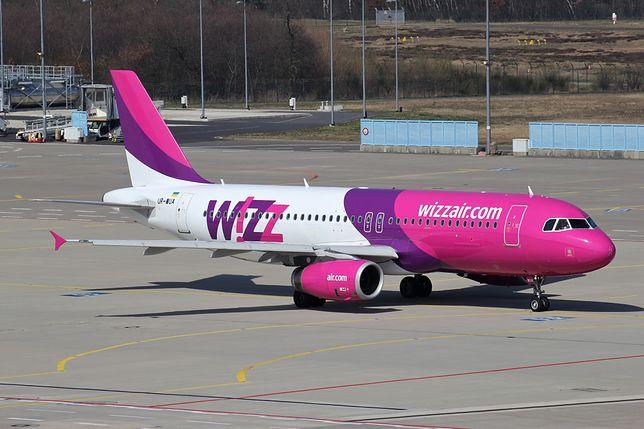 Wizz Air rezygnuje z niektórych połączeń na jesień