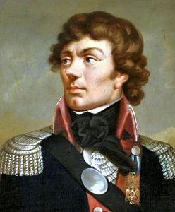 Tadeusz Kościuszko. Był zbyt ubogi, by poślubić ukochaną, więc postanowił ją porwać