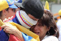 Piekło w Wenezueli. Doświadczają go też Polacy