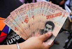Wenezuela ma nową walutę. Niestety pożera ją hiperinflacja