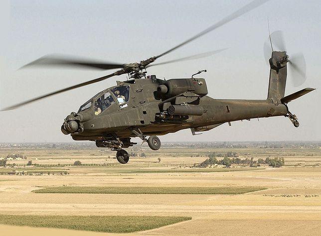 AH-64 Apache to najskuteczniejsze śmigłowce szturmowe na świecie