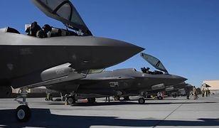 USA. Ponad sto samolotów w powietrzu. Ważne ćwiczenia z udziałem maszyn F-35, B-1B i B-2