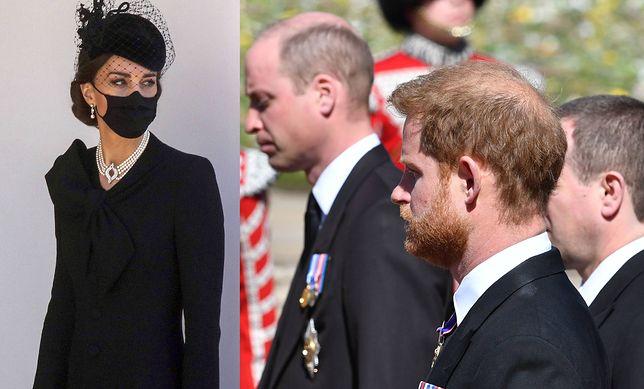Księżna Kate wie, jak ważna jest dla Williama więź z Harrym