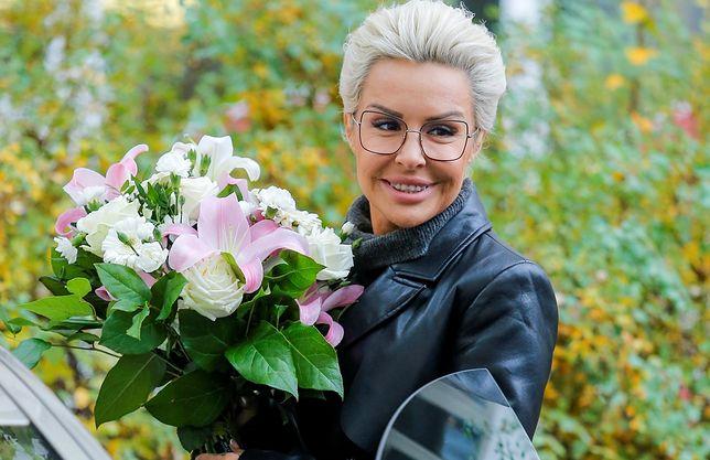 Blanka Lipińska wraca do przeszłości. Zamieściła seksowne zdjęcie