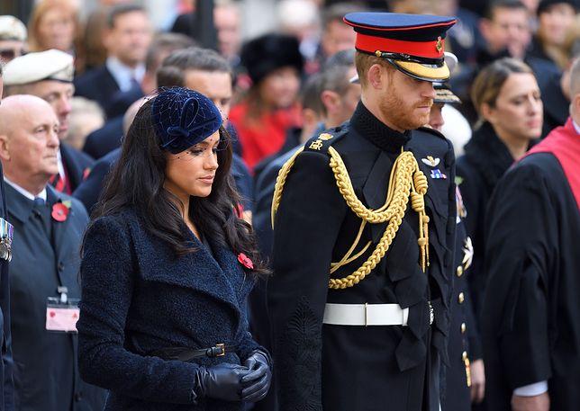 Meghan postanowiła wybaczyć rodzinie królewskiej