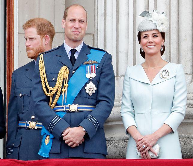 Kate, William i Harry kiedyś byli zgraną trójką
