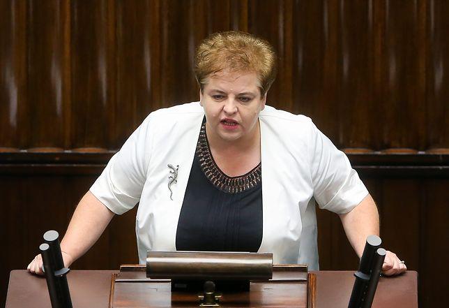 Marzena Wróbel wraca do polityki. Startuje z listy Kukiz'15