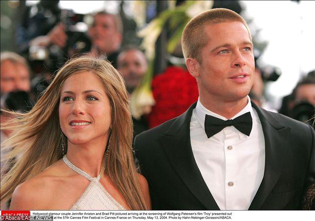 Brad Pitt i Jennifer Aniston ponownie małżeństwem? Do sieci wyciekły ponoć szczegóły dotyczące ślubu