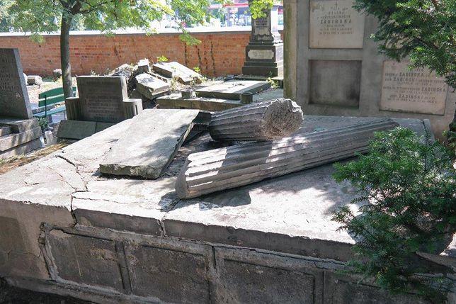 Tak wygląda grobowiec, w którym ma spocząć gen. Zbigniew Ścibor - Rylski