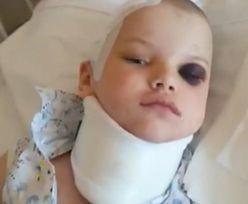 Tragedia na cmentarzu. 5-letnia Marysia została przygnieciona przez krzyż