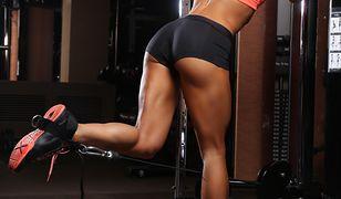 Ćwiczenia na uda należy wykonywać regularnie wraz z treningami cardio.