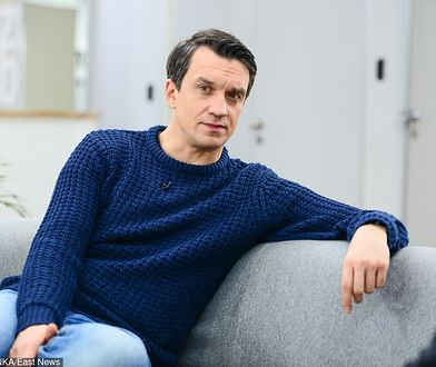 Michał Czernecki wcielił się w postać prezesa Kurskiego
