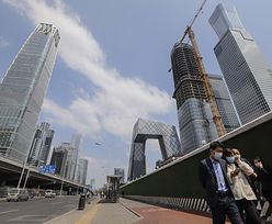 Chiny. Gospodarka kurczy się pierwszy raz od dziesięcioleci