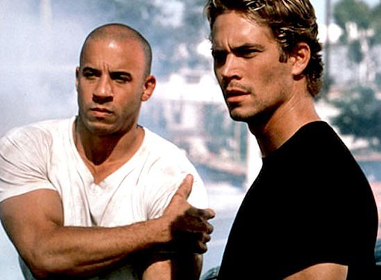 Vin Diesel,Paul Walker, Fast and furious, Fast & furious, Szybcy i wściekli