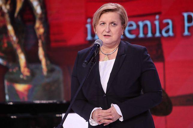 Europosłanka Anna Fotyga