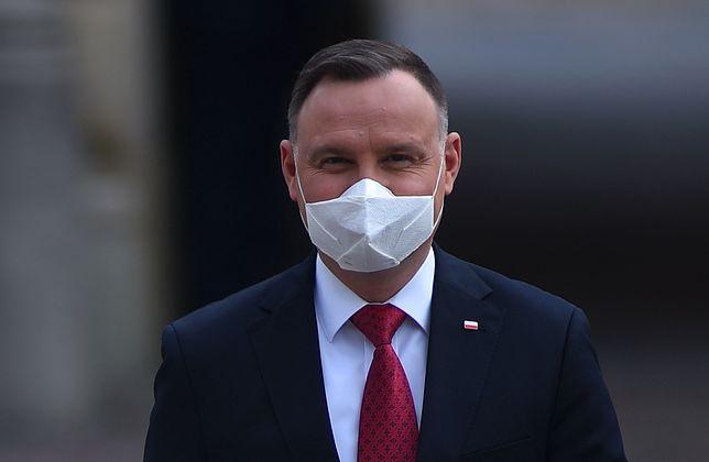 Andrzej Duda wygra wybory 2020 w pierwszej turze? Wierzy w to jego minister