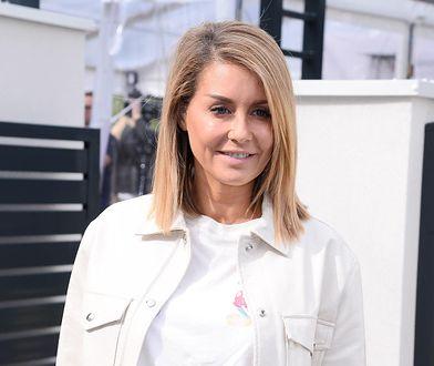 Małgorzata Rozenek to jedna z najlepiej ubranych gwiazd
