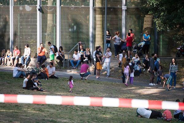 800 ataków na niemieckie ośrodki dla uchodźców