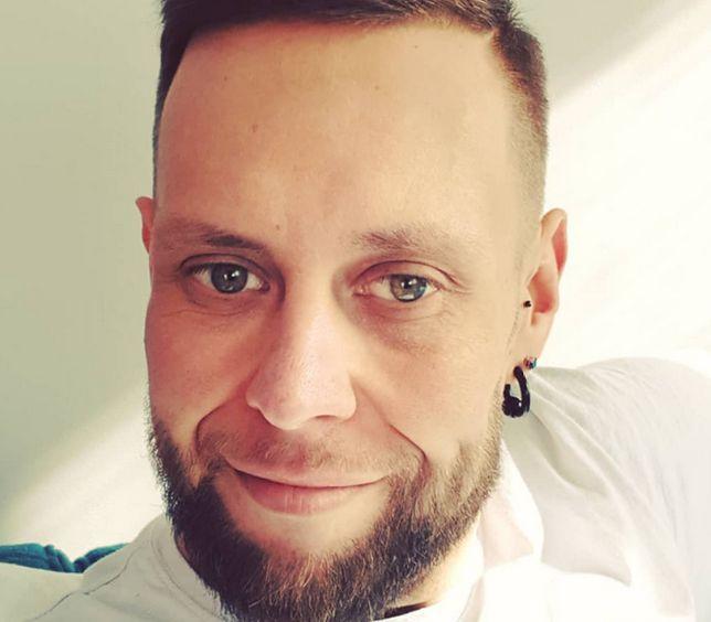 Mateusz Borkowski pokazał, jak wygląda jego ciało po zrzuceniu kilogramów