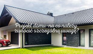 Projekt domu – na co należy zwrócić szczególną uwagę?
