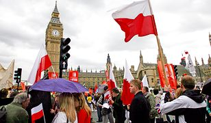 Polacy to największa grupa obywateli UE w Wielkiej Brytanii
