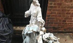 USA: zdewastowane figury w polskiej parafii w Nowym Jorku