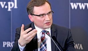 Zbigniew Ziobro po raz drugi przegrał w sądzie z Leszkiem Szymowskim
