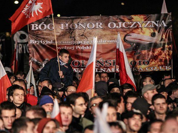 Organizatorzy Marszu Niepodległości: założymy nową partię