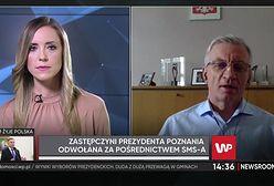 Prezydent Poznania zwolnił zastępczynię, poinformował ją o tym SMS-em. Mamy komentarz Jacka Jaśkowiaka