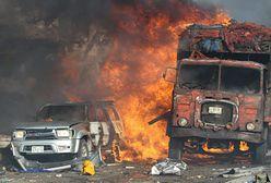 Somalia: Rośnie liczba ofiar krwawego zamachu w Mogadiszu
